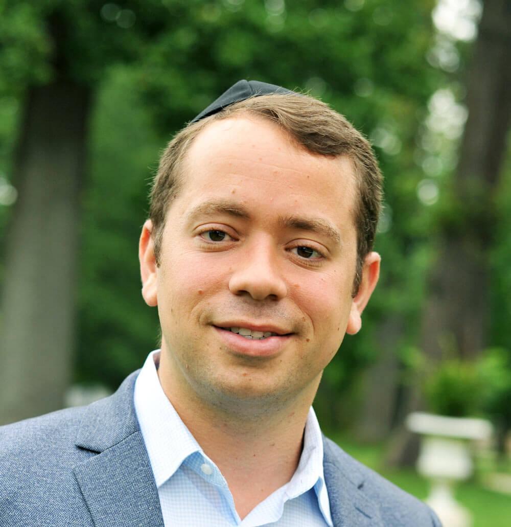 Shmuel Fischler, LCSW-C