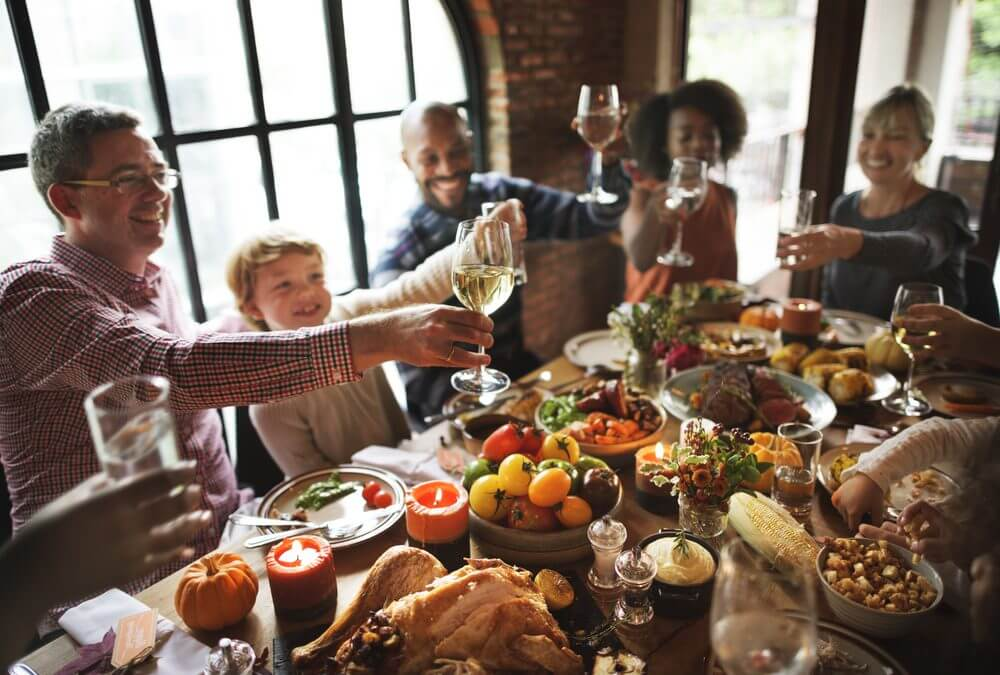 Gathering Around the Table: What's Your Relationship with Food?