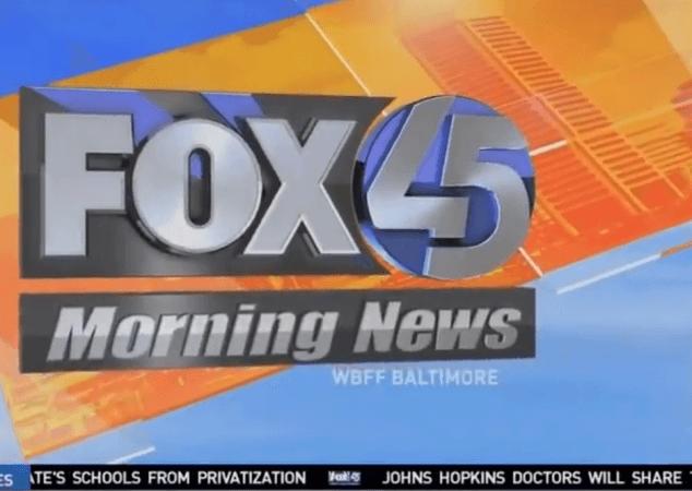 Shmuel Fischler on Fox45 Morning News: Shopping Addiction