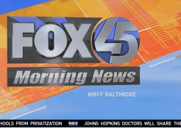 Shmuel Fischler on Fox45 Morning News: Relationship Pressure